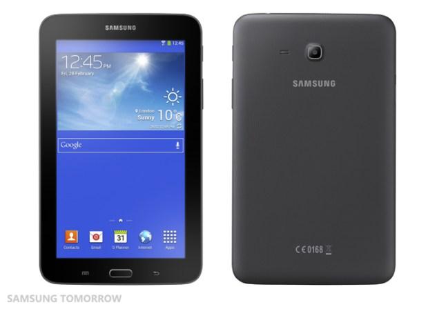 Galaxy Tab tres Lite