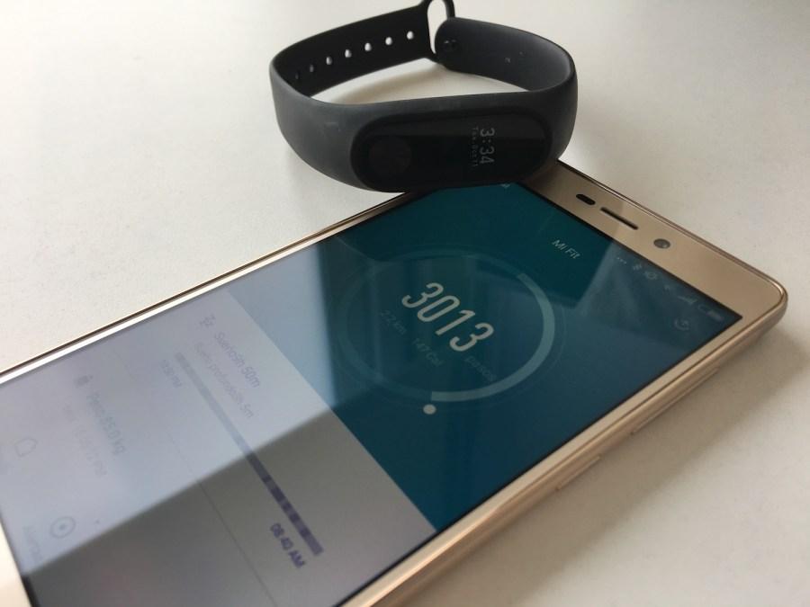 Xiaomi Mi Band 2 Mi Fit