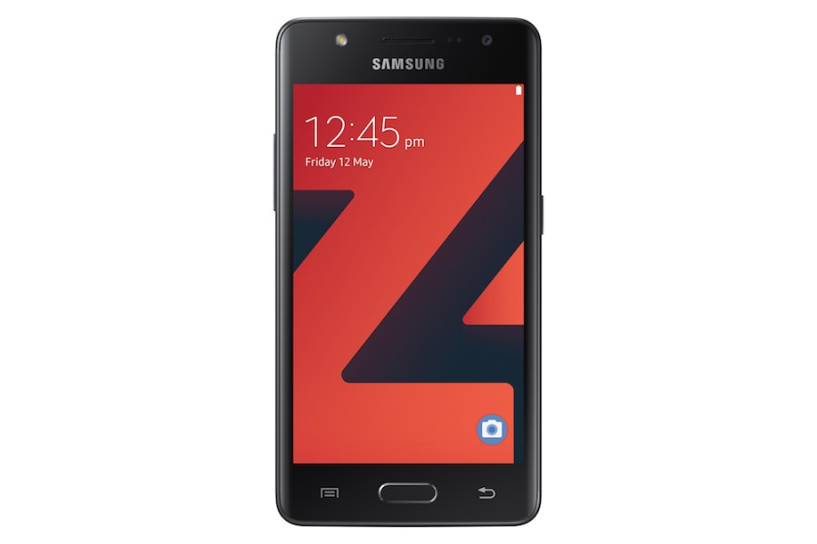 Samsung Z4 frente
