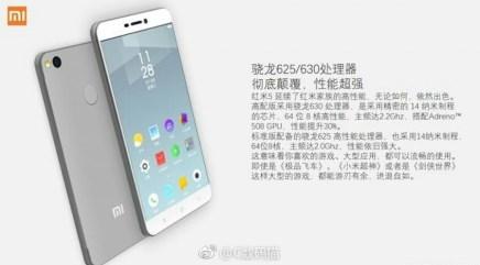 Xiaomi Redmi 5 5