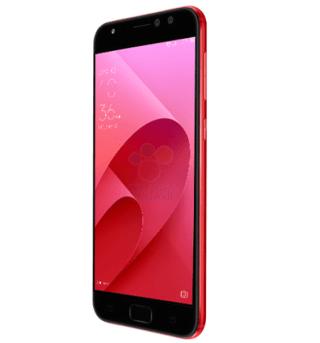 ASUS Zenfone 4 Selfie Pro rojo 7