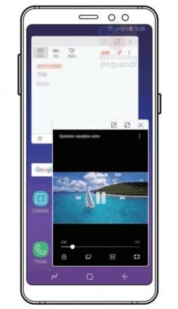 Samsung Galaxy A8 2018 4