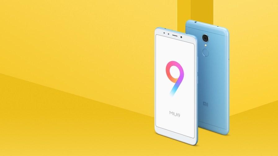 Xiaomi Redmi 5 9