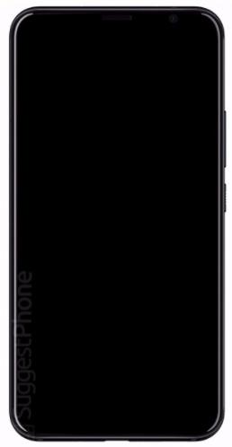 Renfer filtrado del frente del supuesto HTC U12.