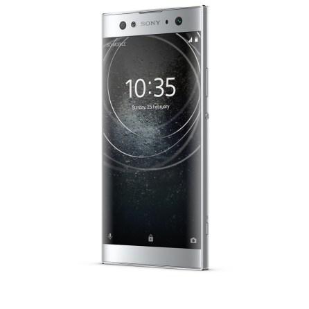 Sony Xperia XA2 Ultra plateado