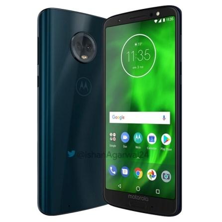 Motorola Moto G6 indigo 4