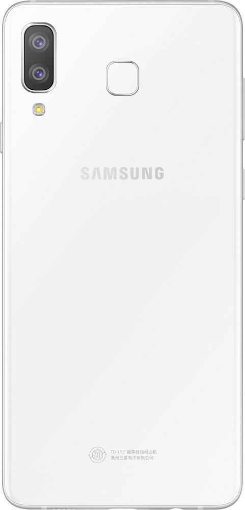 Galaxy A8_White_4