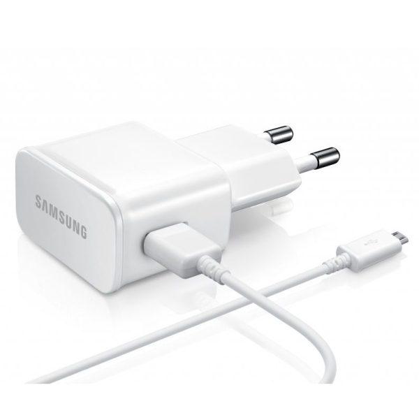 Incarcator original Samsung cu cablu micro usb