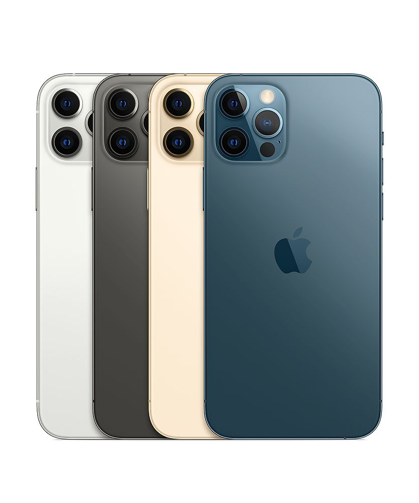 Telefon Apple iPhone 12 Pro, 5G, 6.1 inch display ...