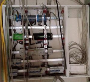 Elektroplanung - Der Verteilerschrank meiner Wohnung