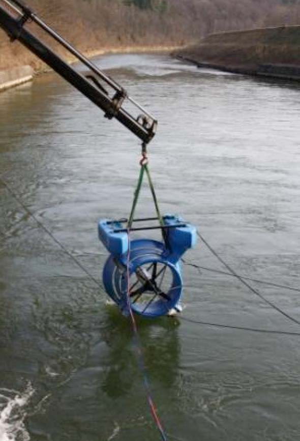 Smart Hydro Power Successfully Reveals First Micro Hydro