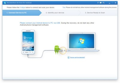 Android Data Recovery-Recover Lost Data From Android