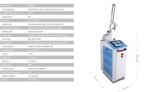 Pixel-CO2-laser-skin-resurfacing-specs