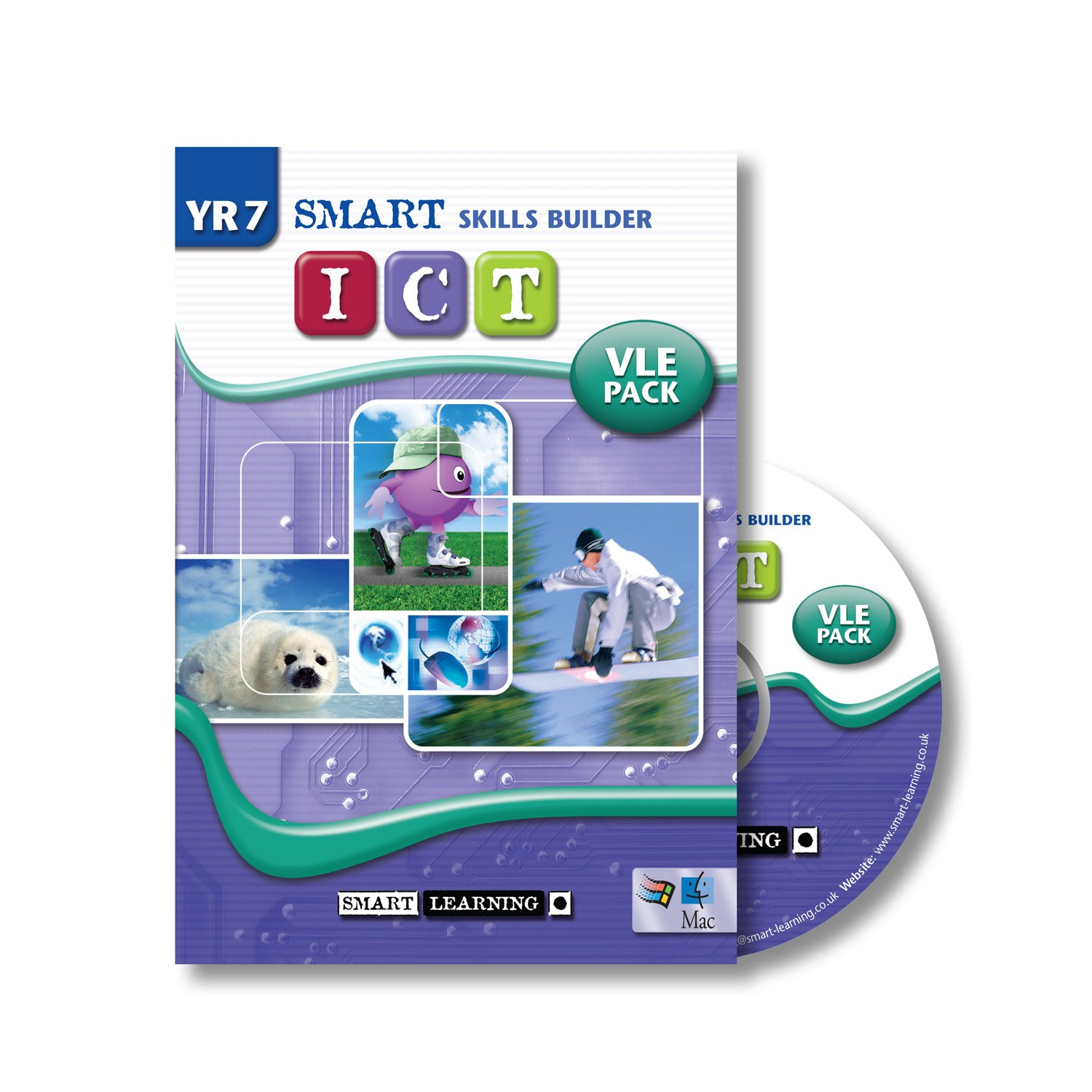 Smart Skills Builder Ict Y7 Ict Vle Pack