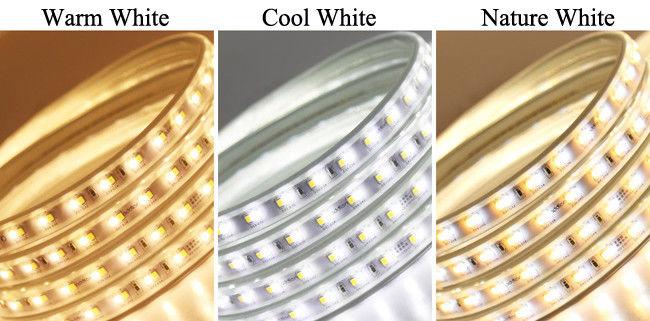 warm white 12 volt outdoor led strip lighting for advertisement sign lighting