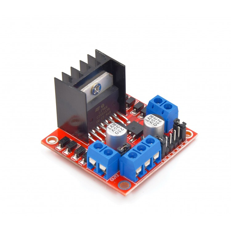 Pwm Motor Driver With Mosfet H Bridge And Avr Atmega8