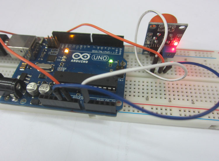 MQ2 Gas Sensor Smart Prototyping