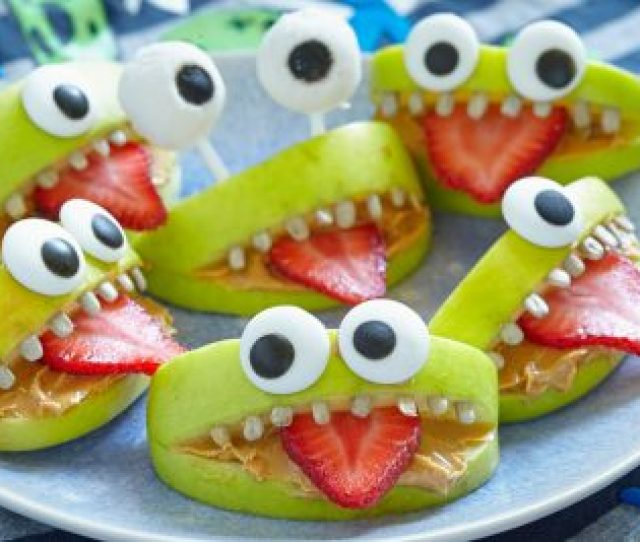 Smart Ideas For Halloween Themed Desserts