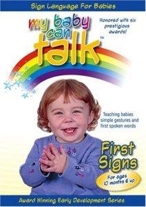 learning ASL for deaf babies