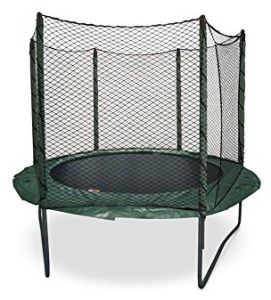 Backyard trampoline for kids
