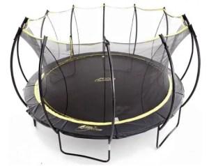 highest bouncing trampoline