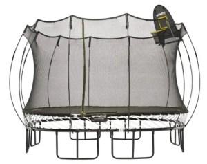 Safest trampoline for familes