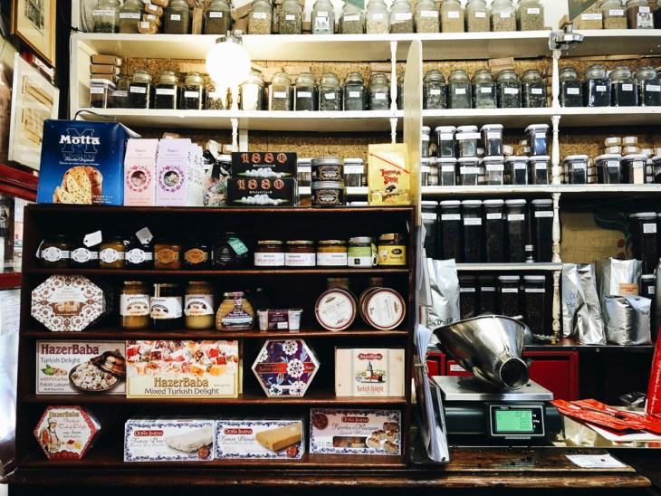 Algerian Coffee Store, Nicola Bramigk
