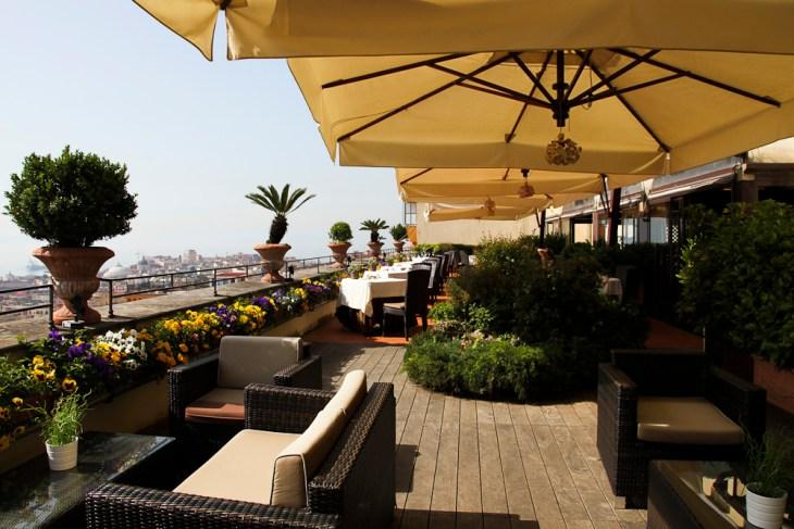 Hotel San Francesco al Monte, Nicola Bramigk