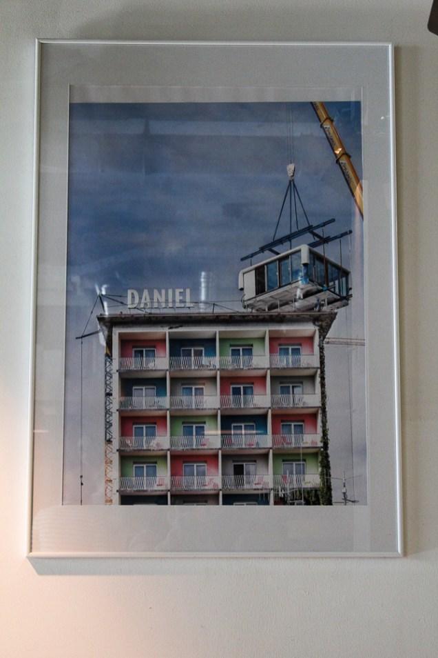 Hotel Daniel, Nicola Bramigk