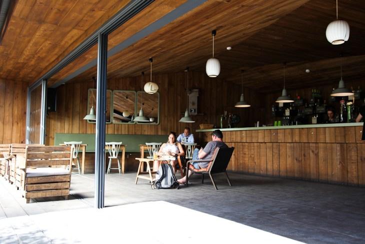 Park Bar, Nicola Bramigk