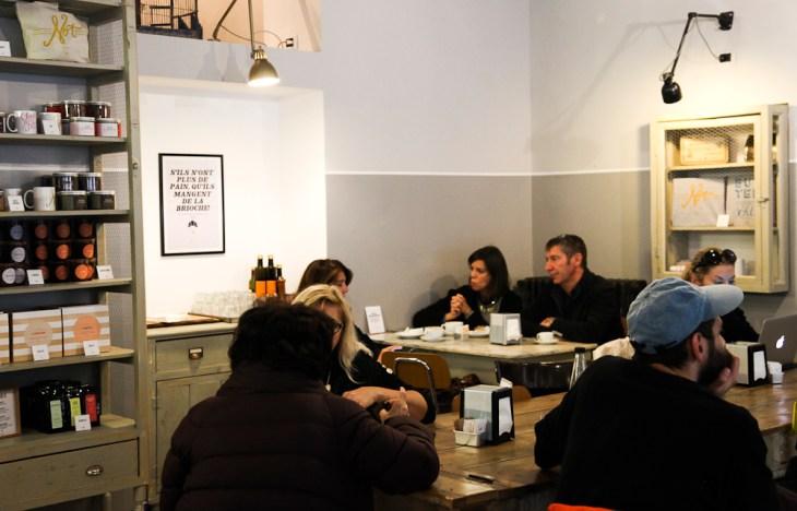 Café Pavé, Nicola Bramigk