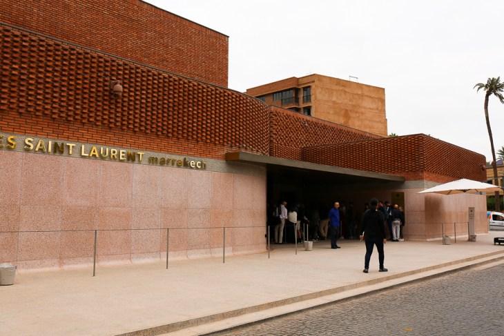 Yves Saint Laurent Museum, Nicola Bramigk
