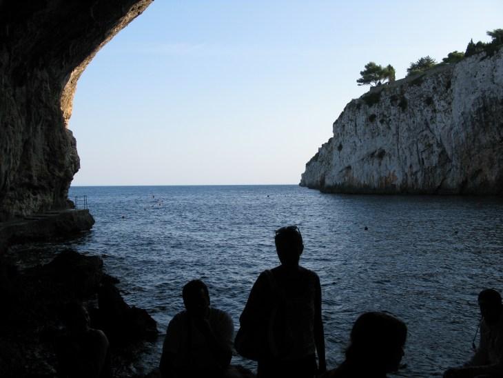 Grotta Zinalusa, Nicola Bramigk