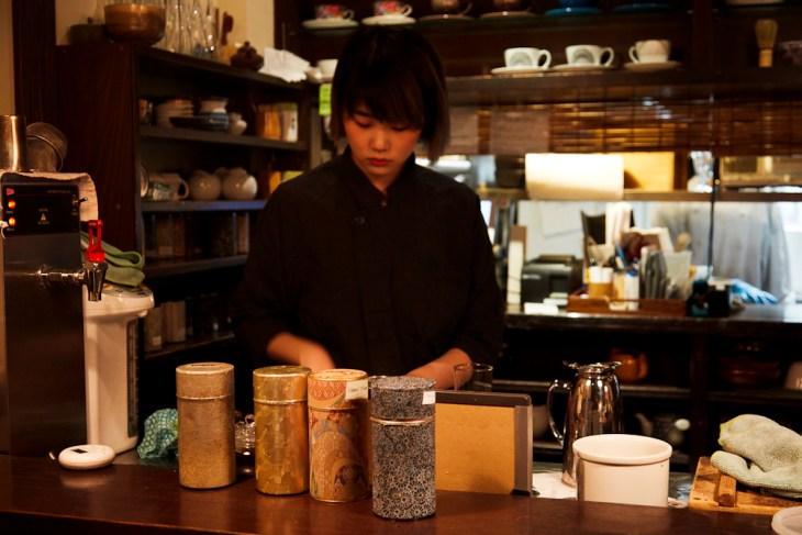Cha An Tearoom