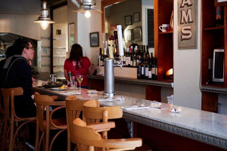 The Pearl Oyster Bar, Nicola Bramigk