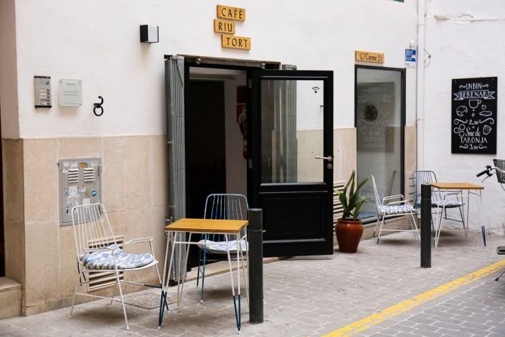 Café Riutort, Nicola Bramigk