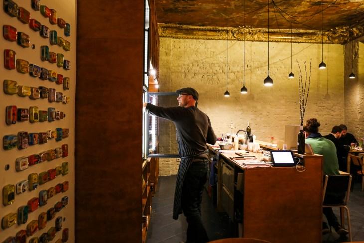 Sardinen Bar