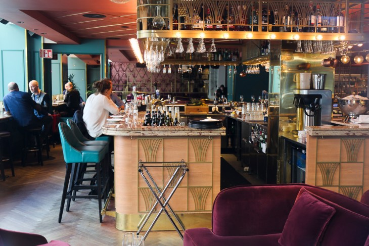 Haymarket Hotel, Nicola Bramigk