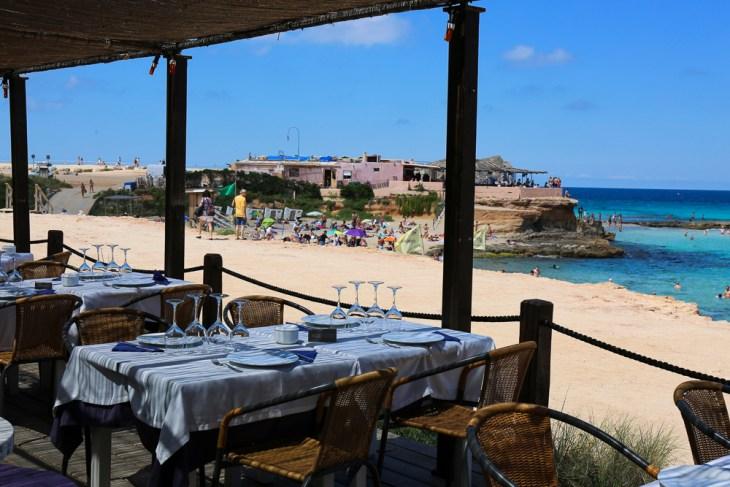 Restaurante S'Illa Des Bosc, Nicola Bramigk