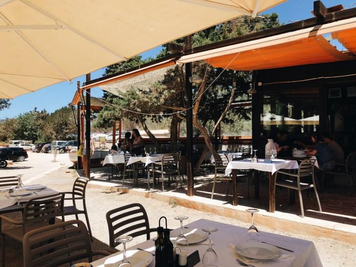Restaurante Sa Caleta, Nicola Bramigk