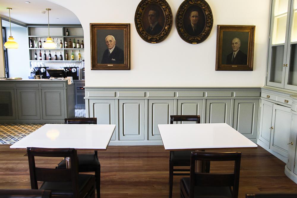 Porto A.S. 1829 Hotel, Nicola Bramigk