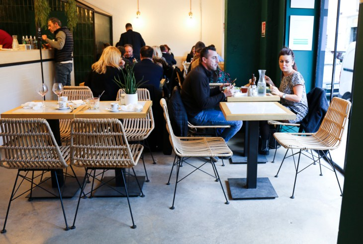 One Love Café, Nicola Bramigk