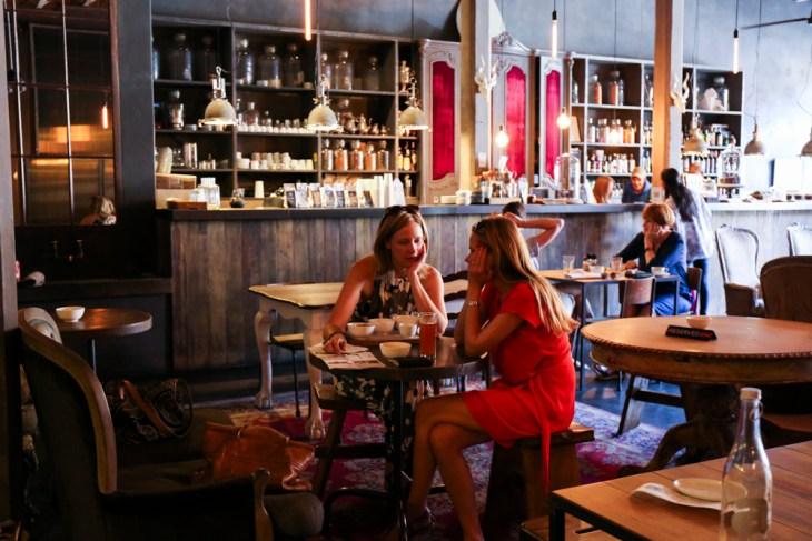 Haas Collective Coffeeshop, Nicola Bramigk