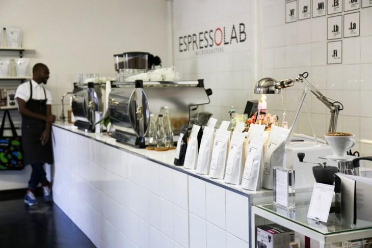 Espresso Lab Microroasters, Nicola Bramigk