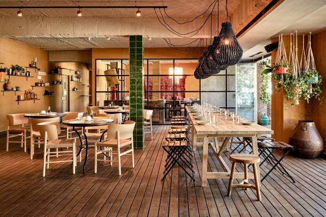 Neni restaurant indoor (6)
