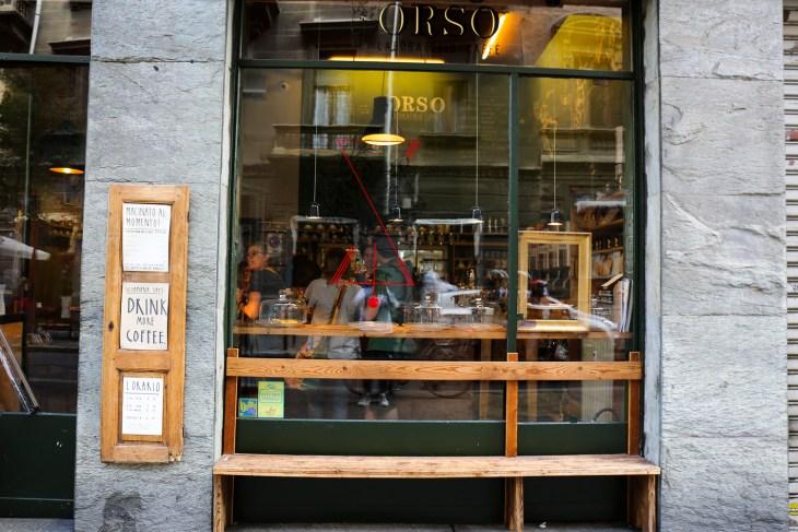 Orso Laboratorio del Caffè, Nicola Bramigk
