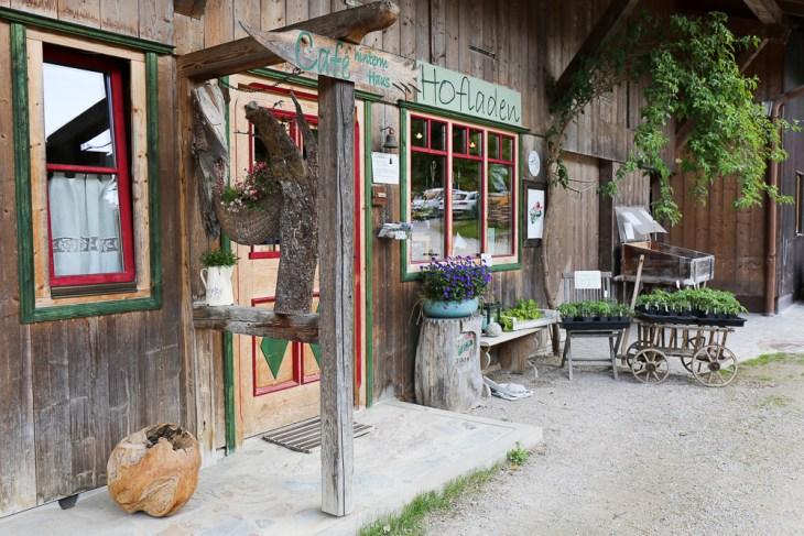 Boarhof Holz - Café Brotzeit, Nicola Bramigk