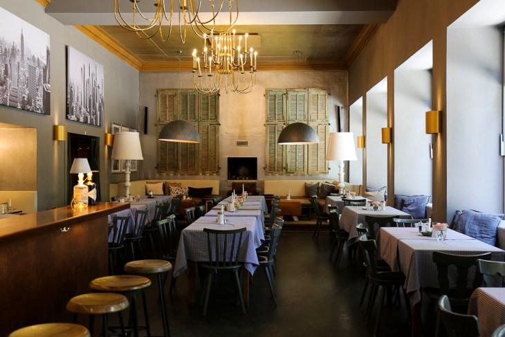 Park Cafe, Nicola Bramigk