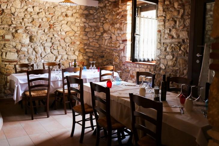 Antica Osteria Paverno, Nicola Bramigk