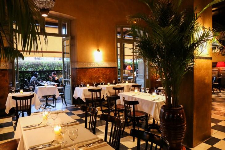 Le Grand Café de la Poste, Nicola Bramigk
